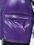 Moncler Genius - 2 Moncler 1952 Lorent Sleeveless Down Jacket Light Purple - Men