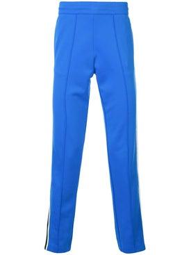 Moncler - Regular Track Pants Royal Blue - Men