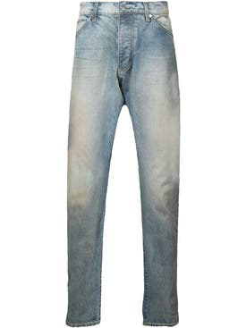 Rhude - Blue Breakaway Denim - Men