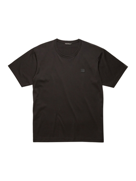 Classic Fit Cotton T-shirt BLACK