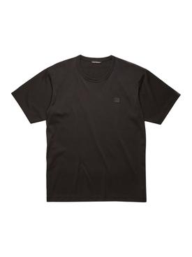 Classic Fit Cotton T-shirt BLACK