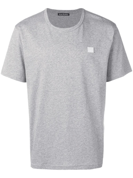 Classic Fit Cotton T-shirt LIGHT GREY