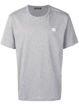 Classic Fit Cotton T-shirt LIGHT GREY