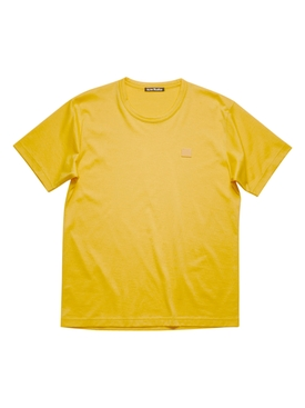 Classic Cotton Logo T-shirt HONEY YELLOW