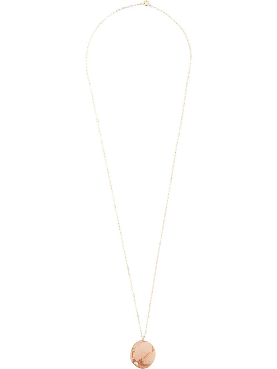 Cvc Stones Burn Necklace