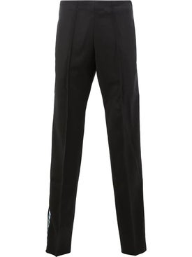 Wales Bonner - Side Stripe Trousers - Men