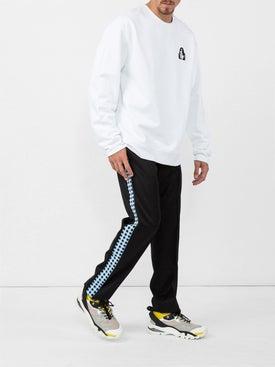 Wales Bonner - Side Stripe Trousers - Men