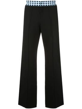 Wales Bonner - Straight-leg Trousers - Men