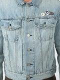 Luv Collections - Hansa Denim Jacket - Men