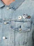 Luv Collections - Hansa Denim Jacket - Men