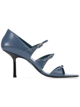 strap sandals BLUE