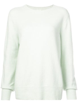 The Row - Knitted Jumper Mint - Women