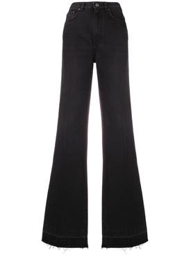 Givenchy - Fitted Flared Jeans - Women