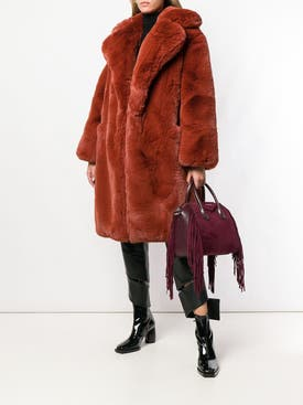 Givenchy - Oversized Faux Fur Coat - Women