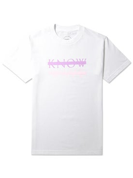 Know Wave - Logo Print Tee Shirt - Men