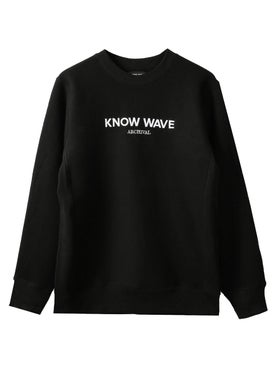 Know Wave - Archival Crewneck - Men
