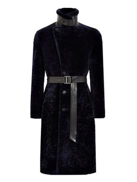 Military sherling coat