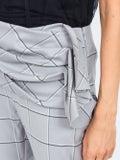 Carmen March - Checked Trousers - Women