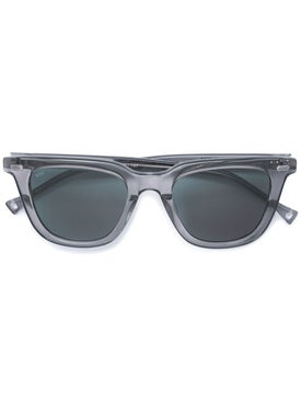 Oamc - Transparent Square Sunglasses - Men
