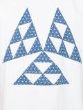 Calvin Klein 205w39nyc - Triangle Print Cotton T Shirt - Men