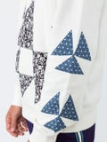 Calvin Klein 205w39nyc - Geometric Print Long Sleeve Shirt White - Men