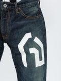 Junya Watanabe Comme Des Garcons Man - Junya Watanabe X Levi's Graphic Selvedge Denim Jeans - Men