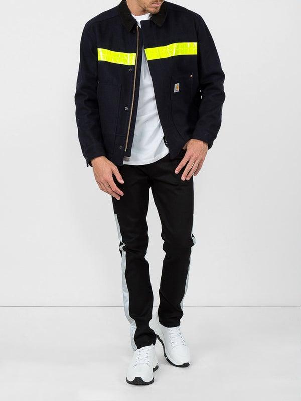 f8f8f7b72ecff2 Junya Watanabe Comme Des Garcons Man - Junya Watanabe X Carhartt Reflector  Jacket - Men