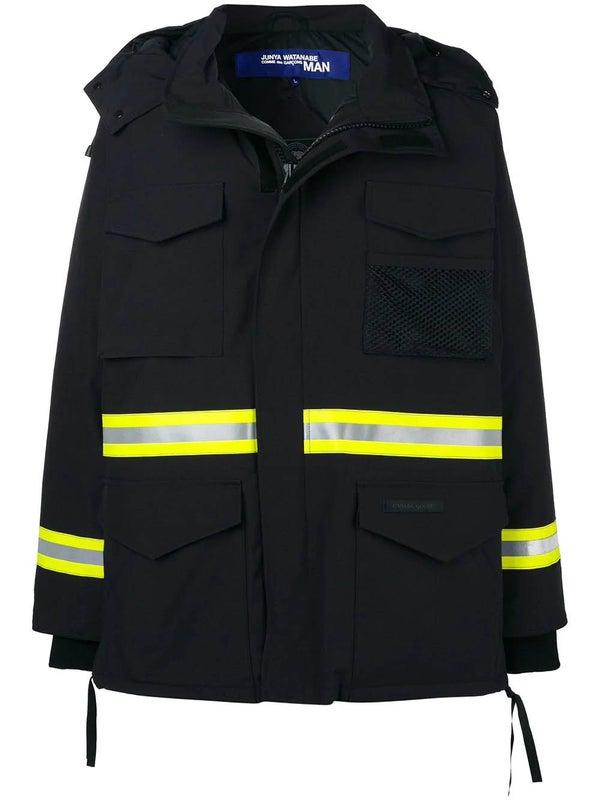 5574ded558918f Junya Watanabe Comme Des Garcons Man - Junya Watanabe X Canada Goose  Fireman Jacket - Men