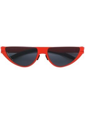 Mykita - Mykita X Martine Rose Kitt Red Cat Eye Sunglasses - Women