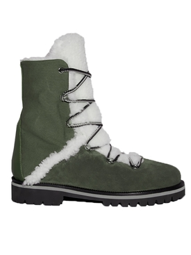 Yves Salomon - Shearling Moon Boots - Women