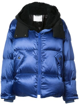 Yves Salomon - Puffer Coat - Down Jackets