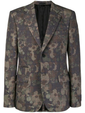 Stella Mccartney - Mixed- Print Blazer - Men