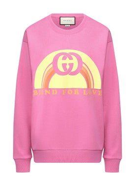Gucci - Blind For Love Sweatshirt - Women
