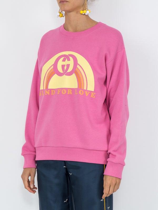 af5c23ffe65f Blind for love sweatshirt - WOMEN | The Webster