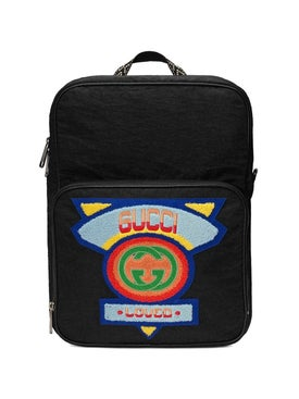 Gucci - Patch Backpack - Men