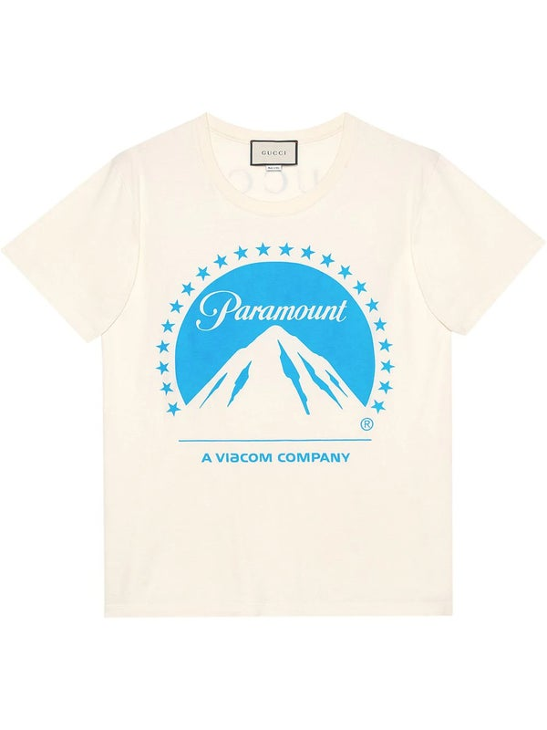 55846f37d Oversize T-shirt with Paramount logo - MEN | The Webster