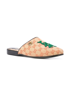 Original GG slipper with La Angels' patch