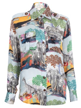 Chufy - Savannah Shirt Multicolor - Women