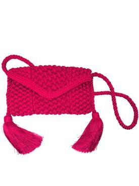 Lala Tassle Bag