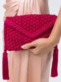 Rebecca De Ravenel - Lala Tassle Bag - Women