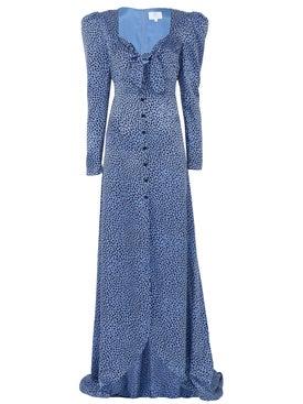Rebecca De Ravenel - Tie Front Gown - Women