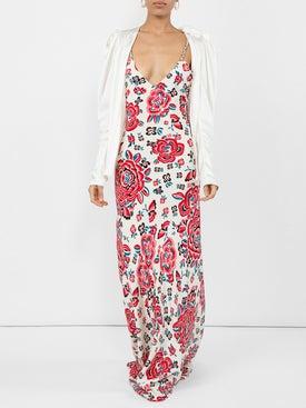 Rebecca De Ravenel - Silk Braided Gown - Women