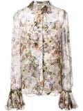 Adam Lippes - Floral Blouse Multicolor - Women