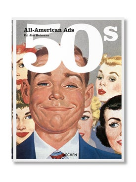 Taschen - All-american Ads Of The 50s - Women