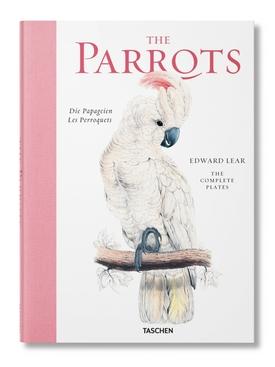Edward Lear. The Parrots
