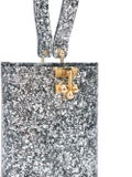Edie Parker - Glitter Oval Box Clutch - Women