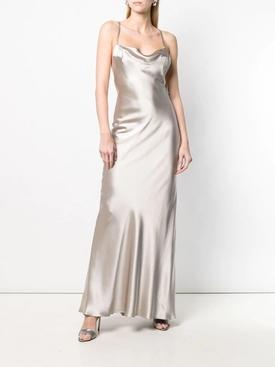 Whiteley dress SILVER