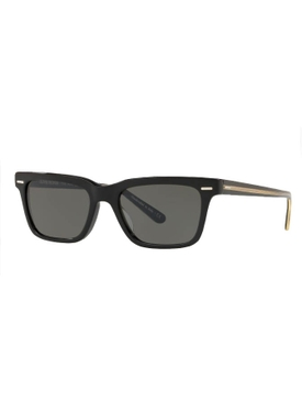 Oliver Peoples x The Row BA CC wayfarer sunglasses TORTOISE BURGUNDY