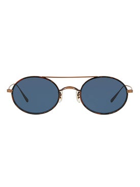 Oliver Peoples - Shai Round Sunglasses - Women