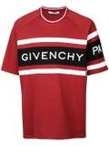 Givenchy - Logo T-shirt Red - Men